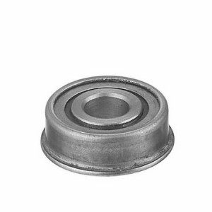 Flanged Wheel Bearing 3/4in x 1-3/8in