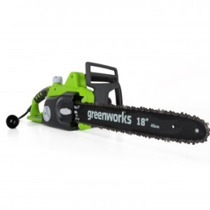 14.5A 18″ Corded Chainsaw