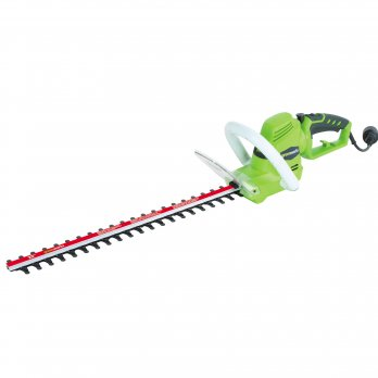4A 22-Inch Corded Rotating Hedge Trimmer