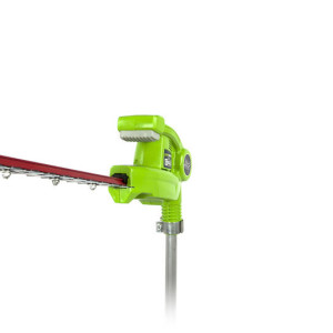 G-MAX 40V 20-Inch Cordless Pole Hedge Trimmer
