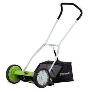 16-Inch Reel Mower