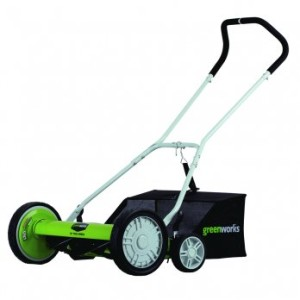 18-Inch Reel Mower