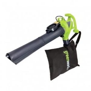 12 AMP 235MPH Variable Speed Corded Blower/Vacuum