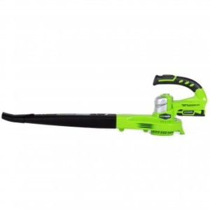 G-24V 130MPH Cordless Sweeper