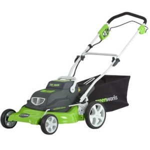 GreenWorks 20 inches 24V 3-in-1 Mower Model 25222