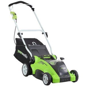 Greenworks40V Cordless 16 in. 2-in-1 Lawn Mower Model 25242